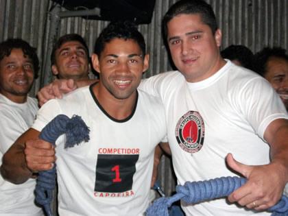 Instrutores Fábio e Magrela - Mundial 2010