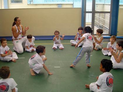 Graduada Keilla - Aula Rio de Janeiro - 2008