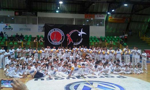 Festival Pedagógico de Capoeira 2015