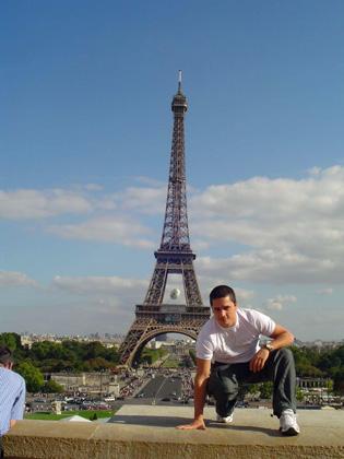 Instrutor Fábio - França - 2007